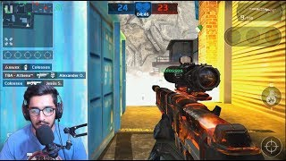 Modern Combat 5 - THE LAVA BSW-77 Gameplay - LIVE!#159