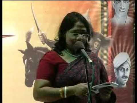 Mamta sharma part 2 in ajadi ke swar 2010 kavi sammelan