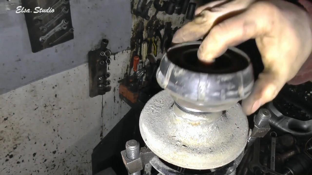 Замена переднего амортизатора на рено логан своими руками фото 129