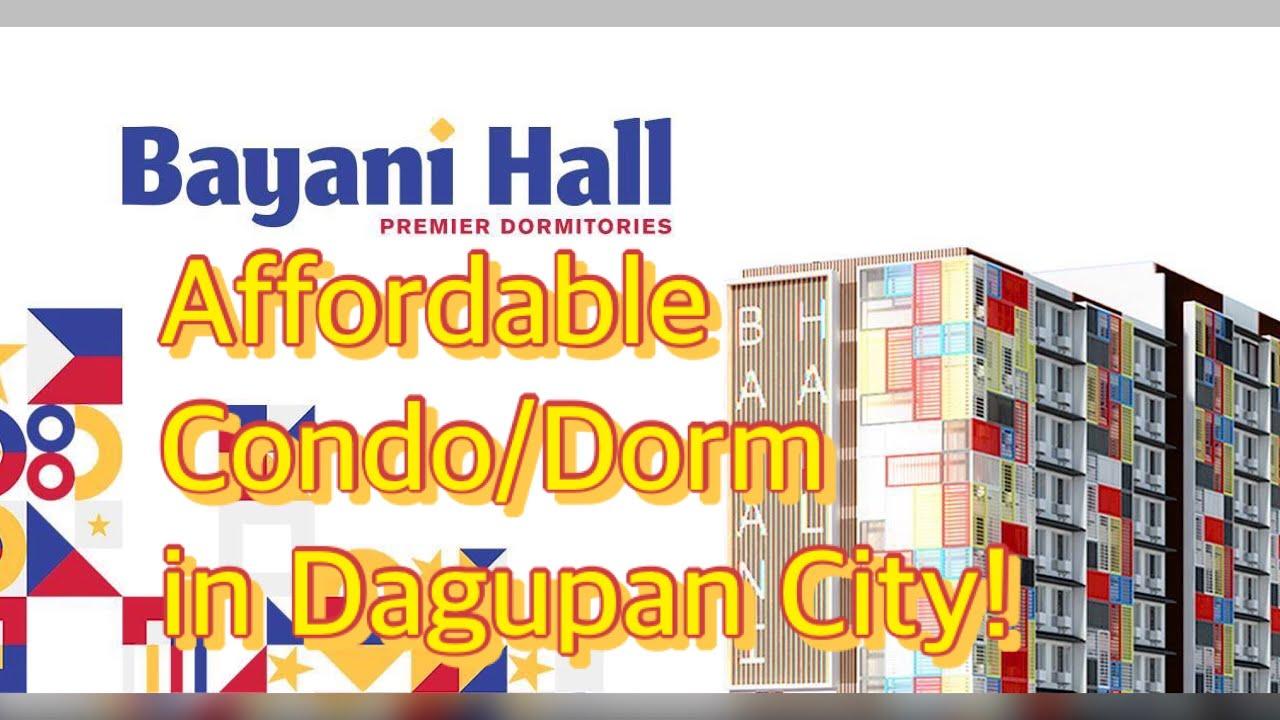 Condo/Dorm For sale in Dagupan! (Bayani Hall)