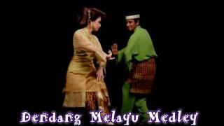 Melayu Indonesia - Lagu Unik Yang TERLUPAKAN   Dendang Melayu Medley Kocak 3