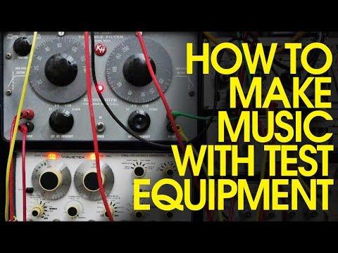 Test Equipment Music FAQ And Guide