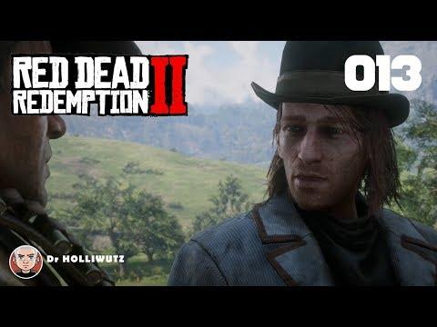 Red Dead Redemption 2 gameplay german #018 - Ölvergießen IV [XB1X] | Let's Play RDR 2
