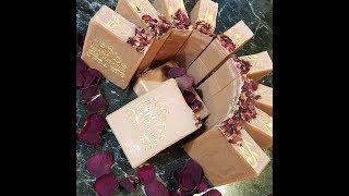 Rose & Clay Artisan Soap