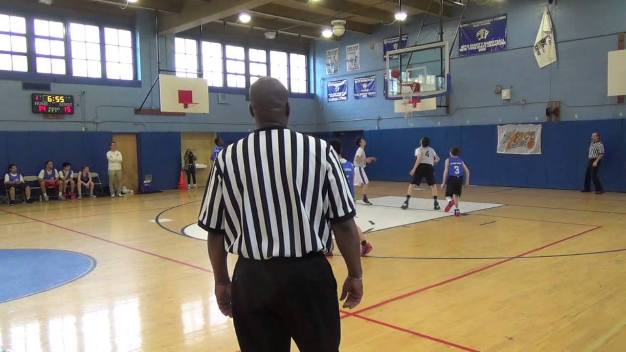 78th Precinct Youth Council Basketball Juniors 2014 15 Title Game