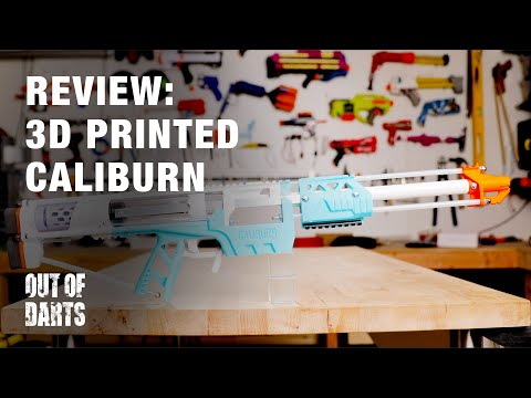 Review: Caliburn 3d printed springer