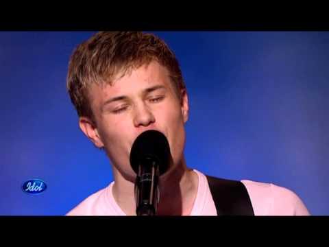 Idol Norge 2011: Vegard Leite  Free Falling HD ★