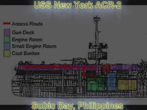 uss maine diagram andi sidemount technical wreck - uss new york (acr-2 ... uss new york diagram #14