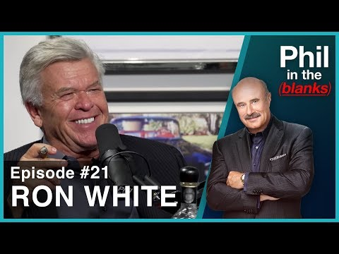 Phil In The Blanks #21 - Ron White