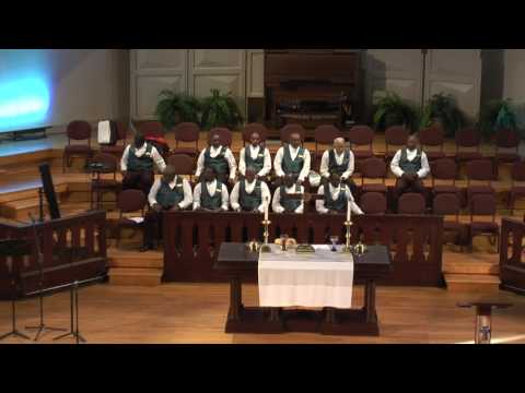 2017 1 8 CCCC One service including the Salvation Army Harbor Light Choir
