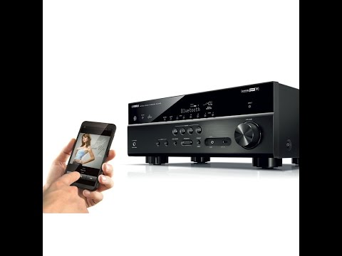 Yamaha YHT5920UBL 51Channel Home Theater in a Box System