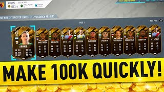 HOW TO MAKE 100K QUICKLY WITH COPA LIBERTADORES SPECIAL CARDS! FIFA 20 TRADING TIPS