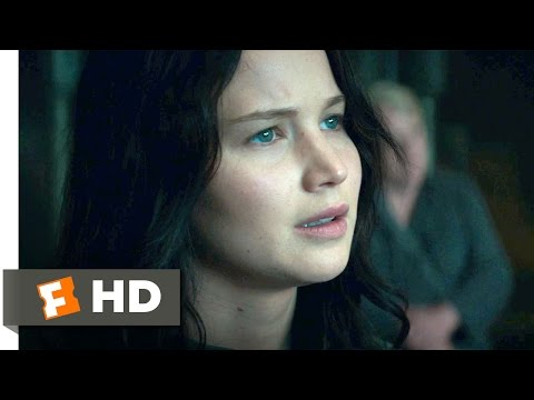 The Hunger Games: Mockingjay - Part 1 (9/10) Movie CLIP - Did I Lose Them Both? (2014) HD