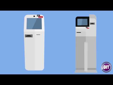 Características de los cajeros automáticos Bitcoin - BTC Fácil - BIT