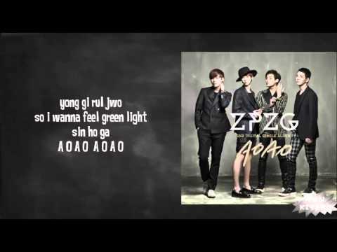 ZPZG - AOAO lyrics (easy lyrics)