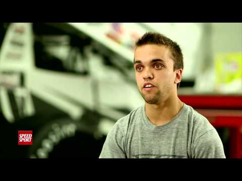 Rico Abreu Interview - SPEED SPORT Magazine Episode 3 Part 1 - MAVTV - Racing