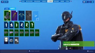 The New B.R.U.T.E NAVIGATOR Skin Gameplay on Fortnite| Add Me and Join us| BATMAN SKIN???