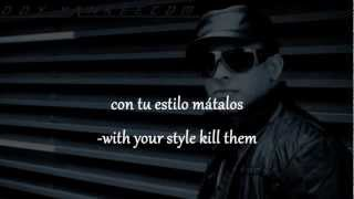 Daddy Yankee- Pasarela- English & Spanish Lyrics