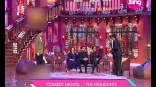 SRK gets upset with a GAG