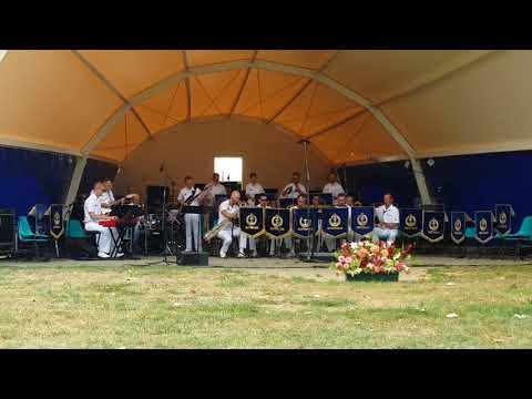 big band classics medley  australian navy band