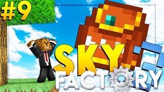 Minecraft: SkyFactory 4 - VERY DANGEROUS REACTORS!! [40