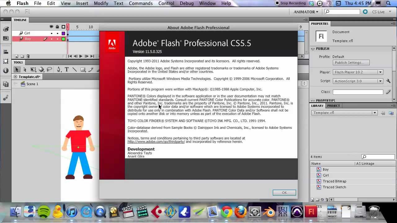 Properly Setting up Audio (Sound) in Flash CS5.5 for Animation ...