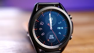 Samsung Galaxy Watch 3 im Test | CHIP
