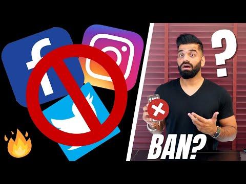 Facebook, Twitter, Instagram - Blocked in 2 Days?🔥🔥🔥