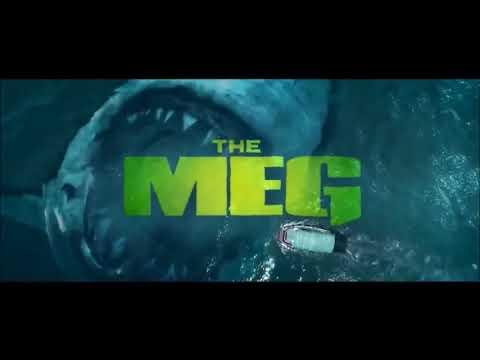 THE MEG Megalodon Vs Canoe Trailer NEW (2018)