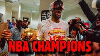 How the Toronto Raptors WENT FROM CHOKERS TO NBA CHAMPIONS