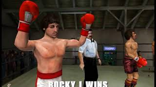 Rocky 2002 (Gamecube) Longplay
