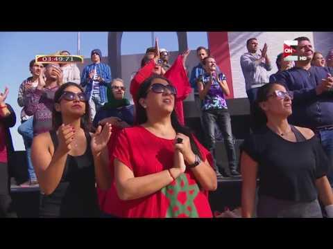 Ninja Warrior: سقوط المتسابق نور الإسلام فى كمين المرحلة الاولى  - 21:20-2017 / 4 / 24