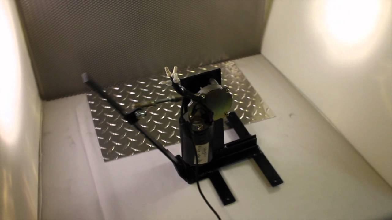 Rocking Chair Mechanism Electric Halloween Prop Mech