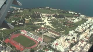 ГРЕЦИЯ: Приземление в Греции... летим из Швеции в Салоники... THESSALONIKI GREECE(Смотрите всё путешествие на моем блоге http://anzor.tv/ Мои видео путешествия по миру http://anzortv.com/ Форум Свободных..., 2012-05-03T00:19:49.000Z)