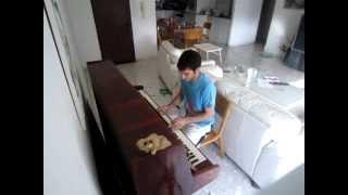 Shlomo Artzi - everyday  שלמה ארצי - כל יום פסנתר