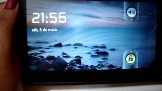 Como instalar Google Play Store (Market) no Coby Kyros