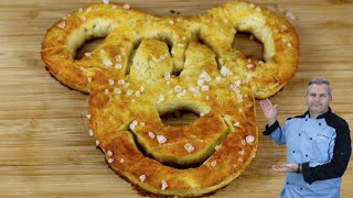 Mickey Mouse Pretzels  How to Make Disney Treats