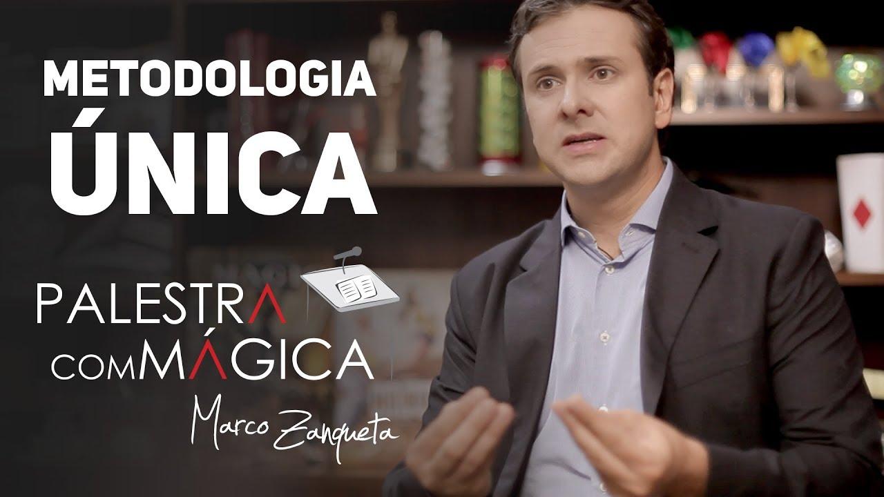 Palestra com Mágica - Marco Zanqueta - Metodologia Única - YouTube