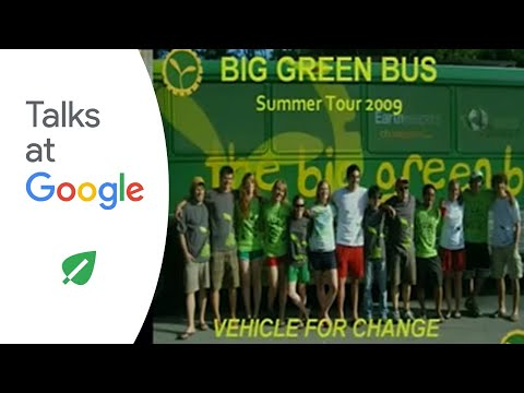 Green@Google: Big Green Bus