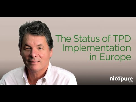 The Status of TPD Implementation in Europe | Nicopure Labs