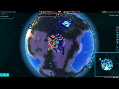 3v2 | Planetary Annihilation Gameplay With [Uber]Garat | PTE Testing