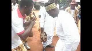 Burial Ceremony @ Iyiawu, Onitsha, Nigeria