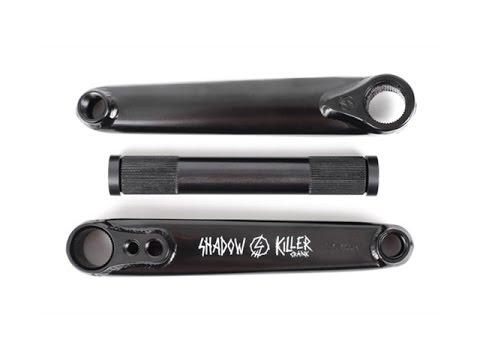 Обзор шатунов Shadow Killer 2015