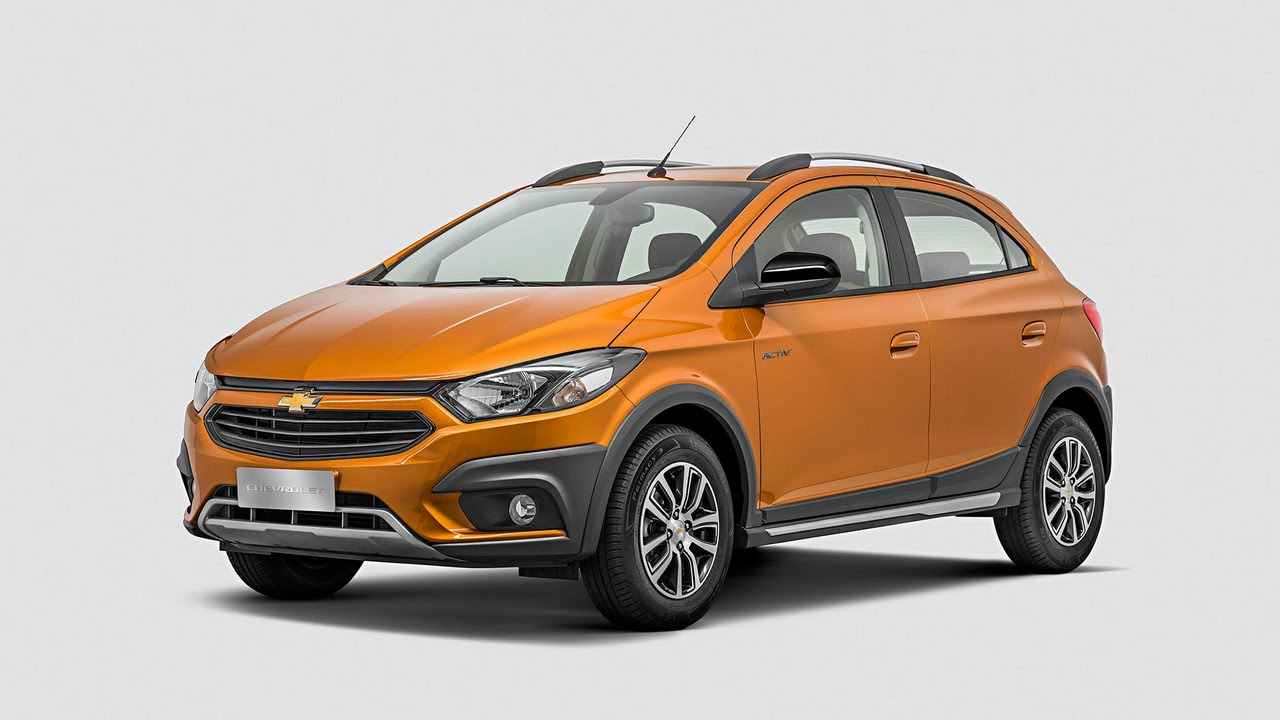 Chevrolet Onix Activ 2017 Reviews Youtube
