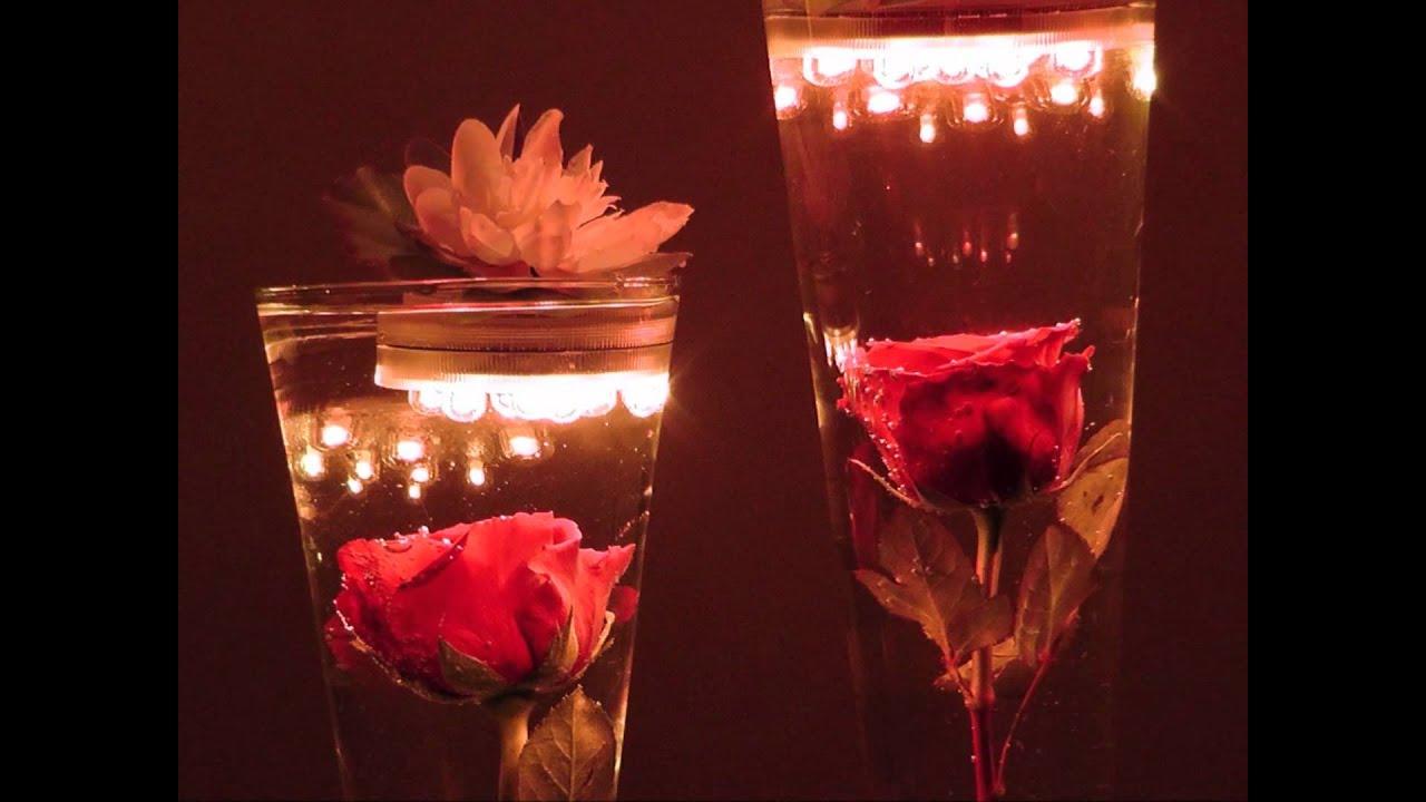 velas acuaticas 9 leds youtube