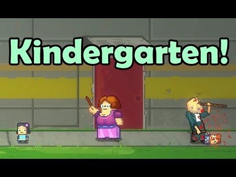 Kindergarten - Surviving Kindergarten - Lets Play Kindergarten Gameplay