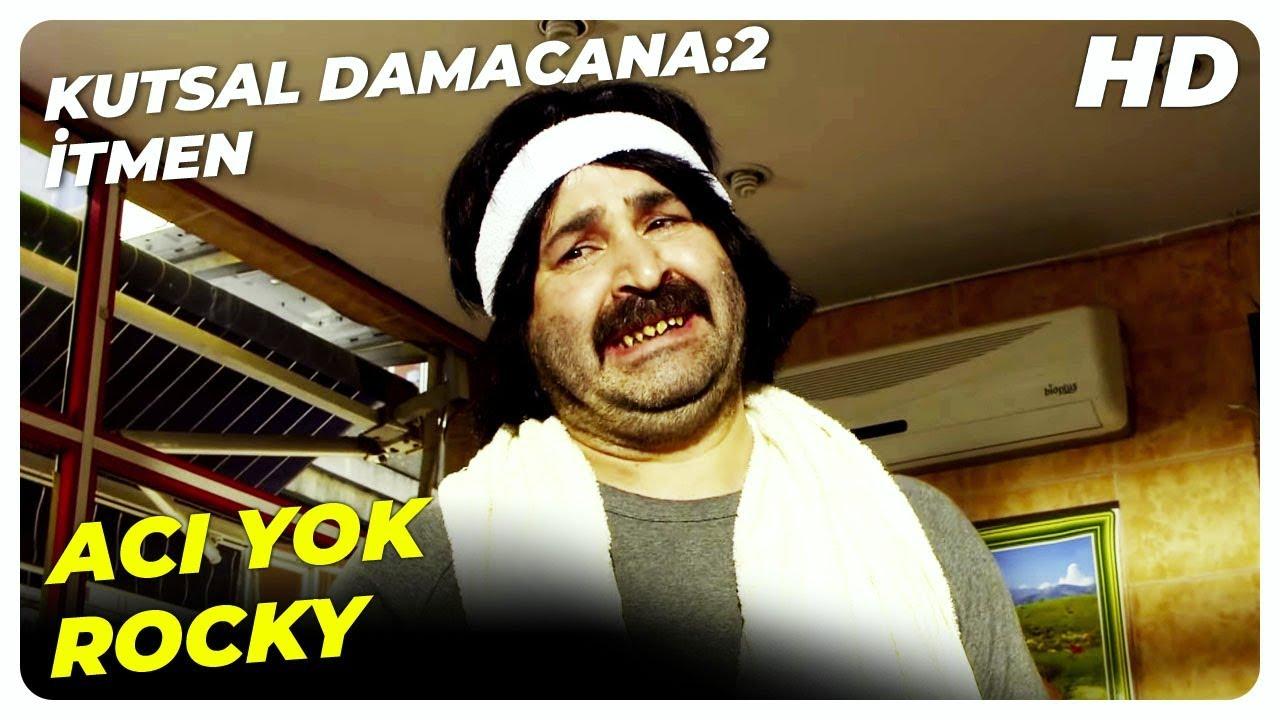Fikret'in Rocky Olma Hikayesi | Kutsal Damacana: 2 İtmen Şafak Sezer Türk Komedi Filmi