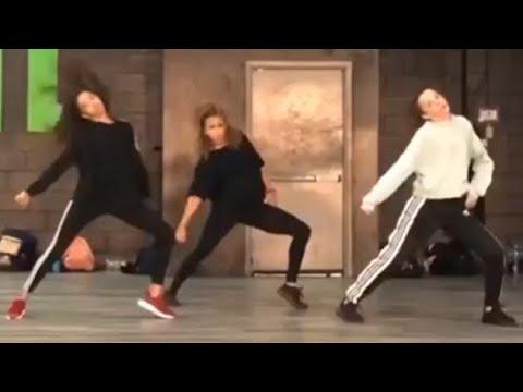 Taylor Hatala ,Kyndall Harris ,Taylor Knight , Robert Green choreography