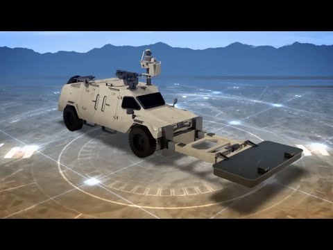 IAI CIMS - Counter IED and Mine Suite