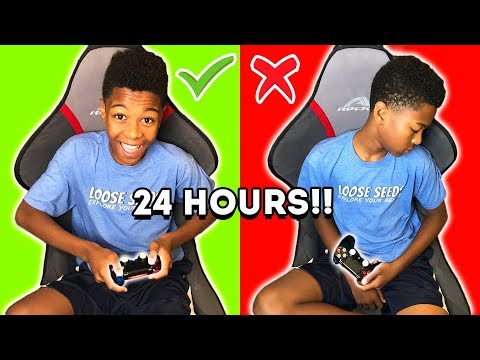 Up All Night GAMING Challenge!